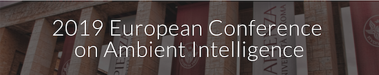 The 2019 European Conference on Ambient Intelligence (AmI 2019)