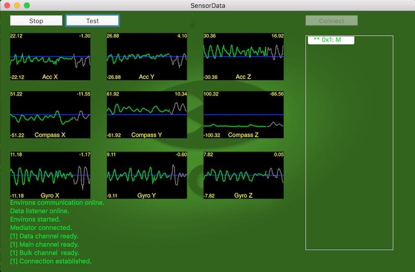 SensorData.OSX